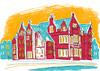 Bruntsfield Primary Parents Community Logo