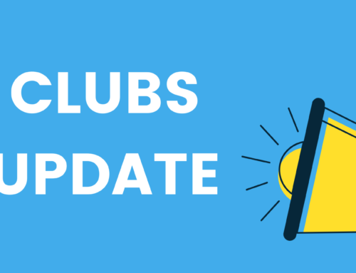 Clubs Update – August 2021