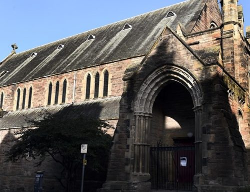 A Future Secured for St Oswald's Hall