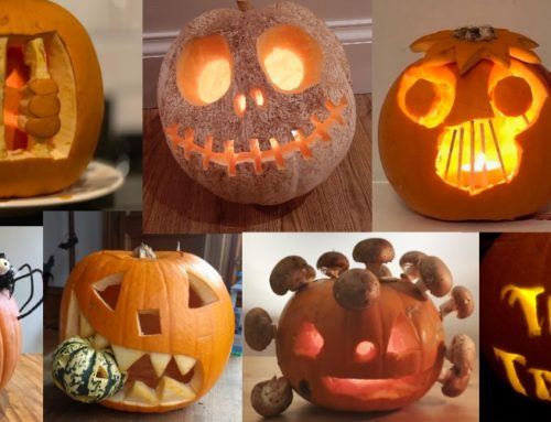 Halloween Pumpkin Gallery 2020