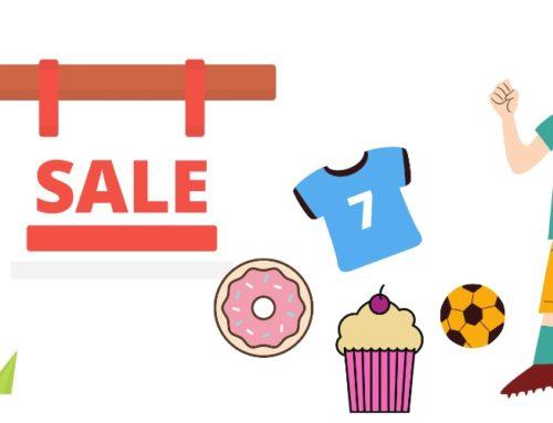 Football Club Bake, Boot & Kit Sale